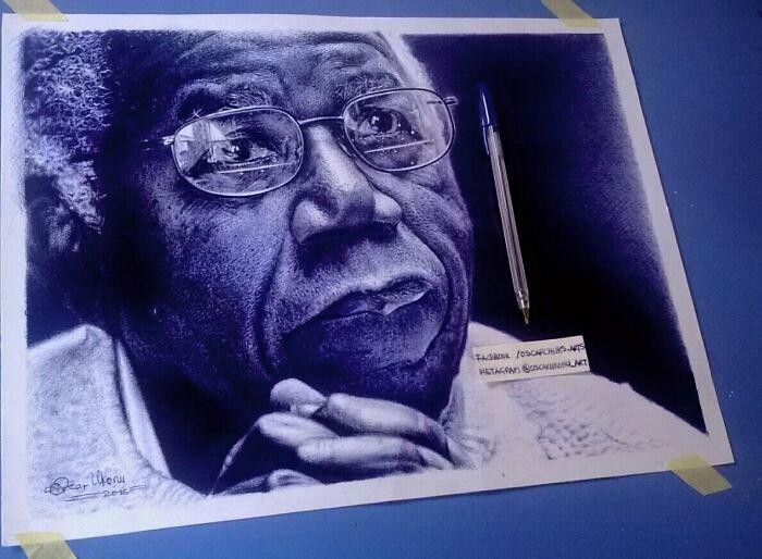 Professor Chinua Achebe