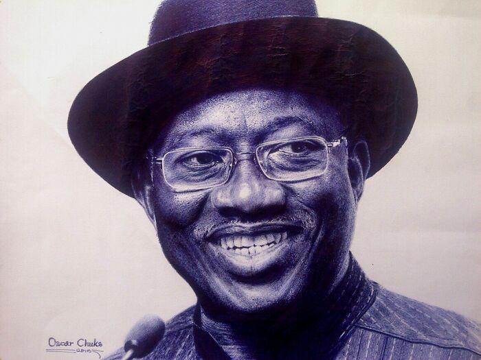 Dr. Goodluck Ebele Jonathan