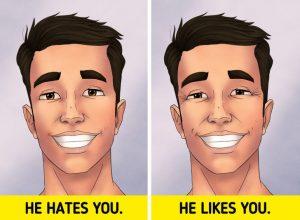 #psychology #tricks #minds #read #eyes #hate #like