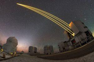 ESO's Very Large Telescope