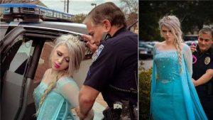 Elsa From 'Frozen'