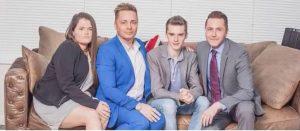the gay family