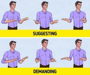 #psychology #tricks #minds #read #eyes #gestures #palms #movements