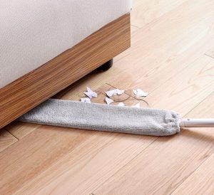 space under sofa