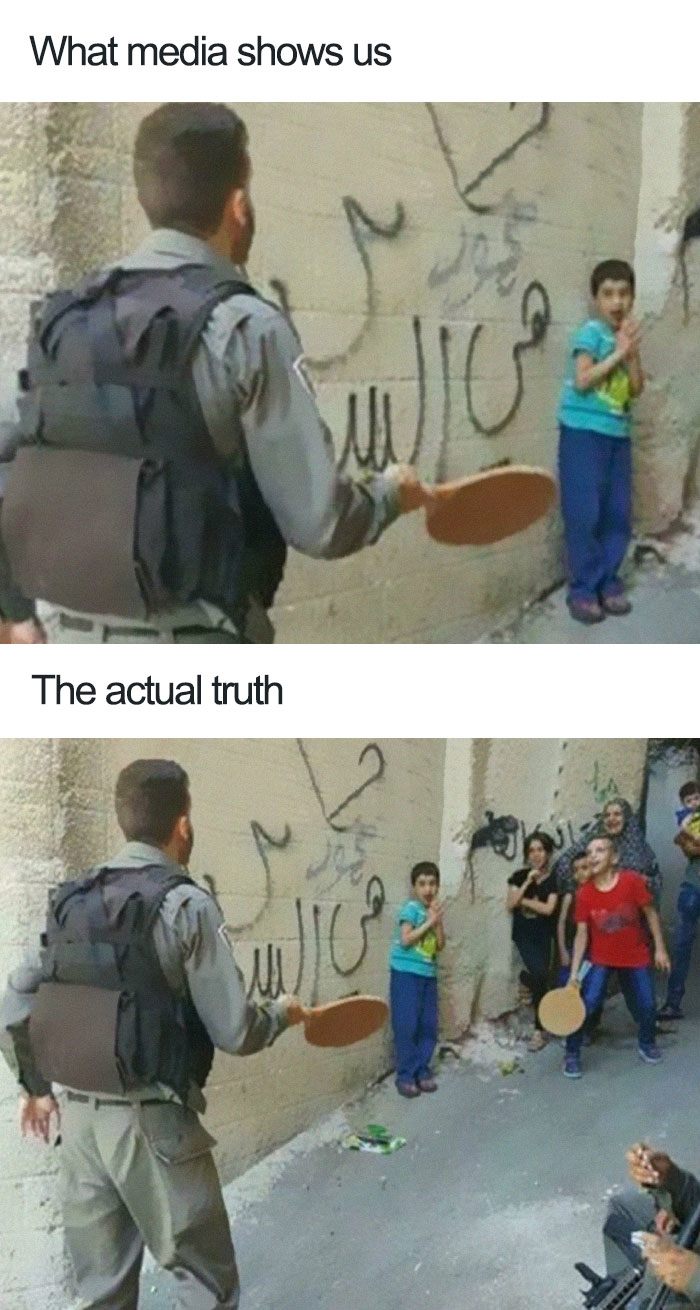 People Are Posting Some Examples Of How Media Can Manipulate The Truth
