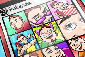 Social media is the root for narcissism.
