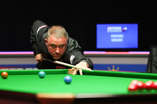 Champion, Stephen Hendry' not putting any time limit' on comeback as he plans to play at Crucible.