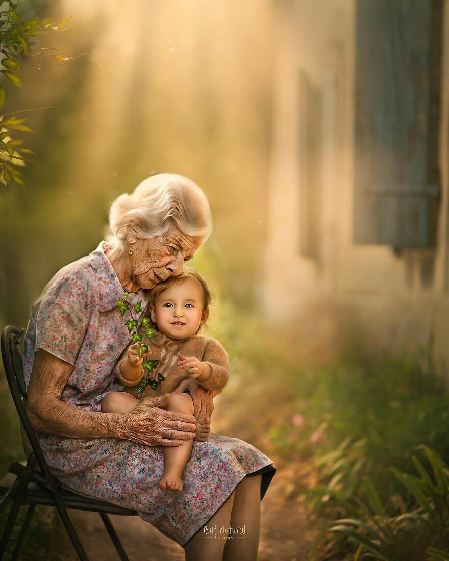 Grandparents' Grandchildren