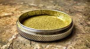 Things You Can Do With Kief