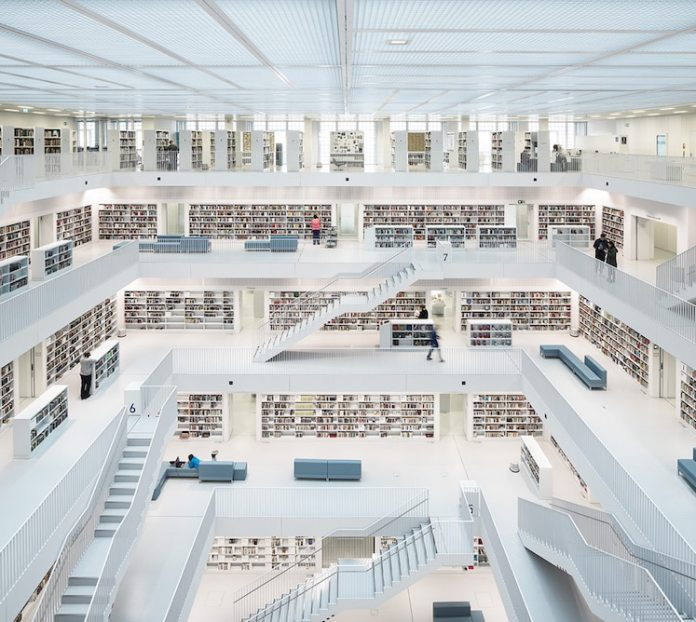Check these beautiful libraries around the world.