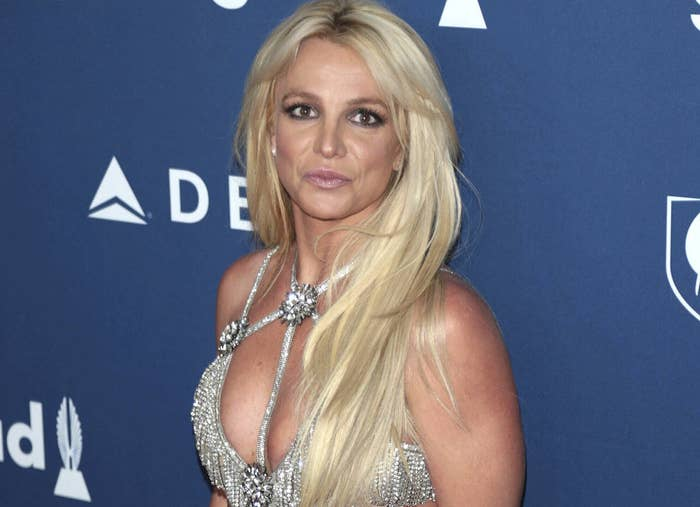 Britney Spears Battery Investigates After Dispute With Staff Officer