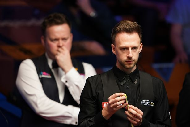 Judd Trump has relinquished his world No 1 spot to Mark Selby