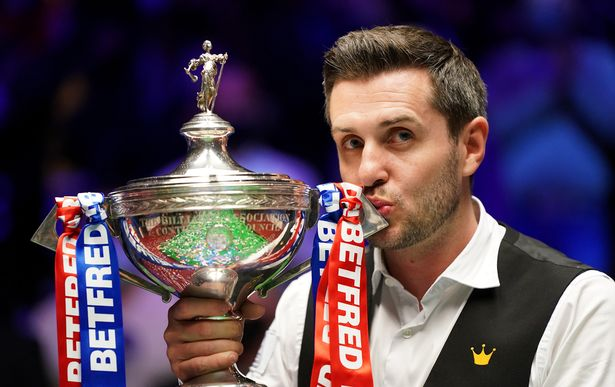 Selby is back as No 1 in the world for the first time since March 2019