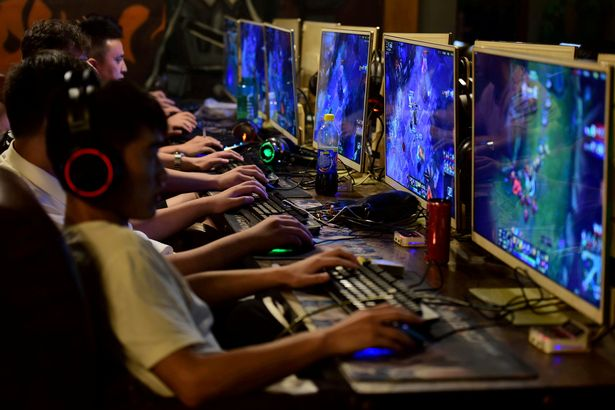 As the assault on video games intensifies, China has launched a website for grassing up players.