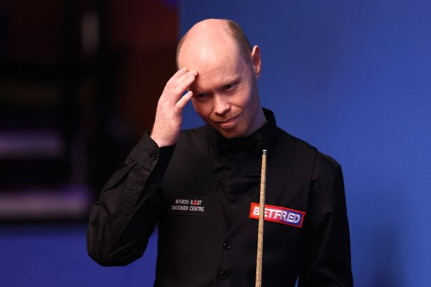 Gary Wilson has opened up on his win over Stephen Hendry