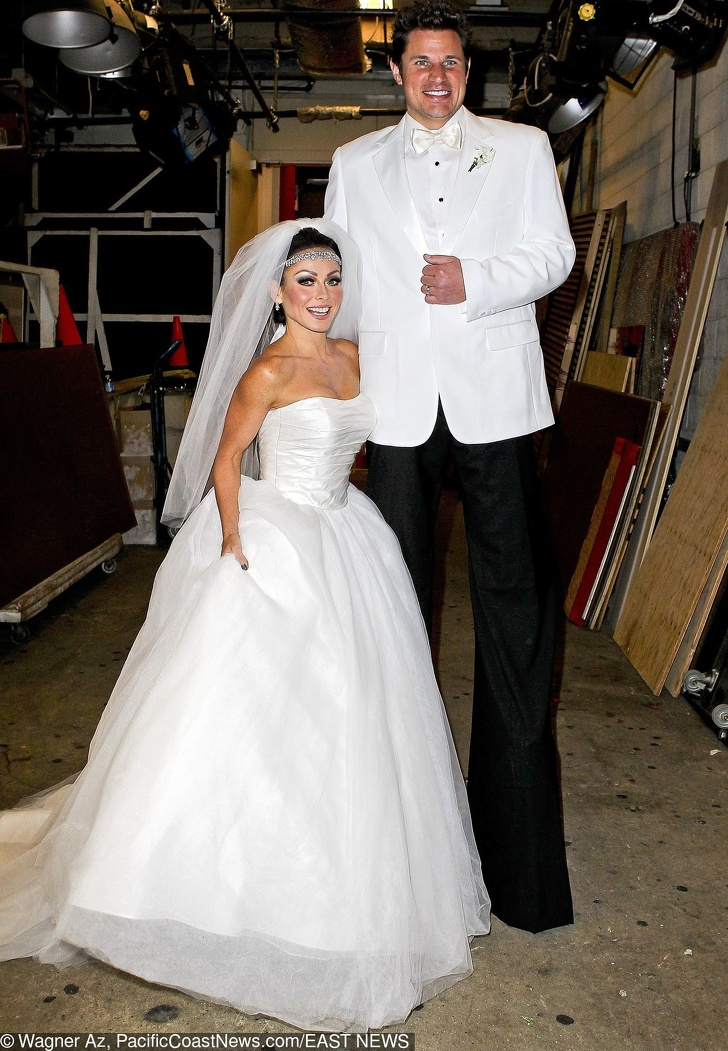 According To Scientific Researches, Short Wives And Tall Husbands Have The Happiest Marriages.