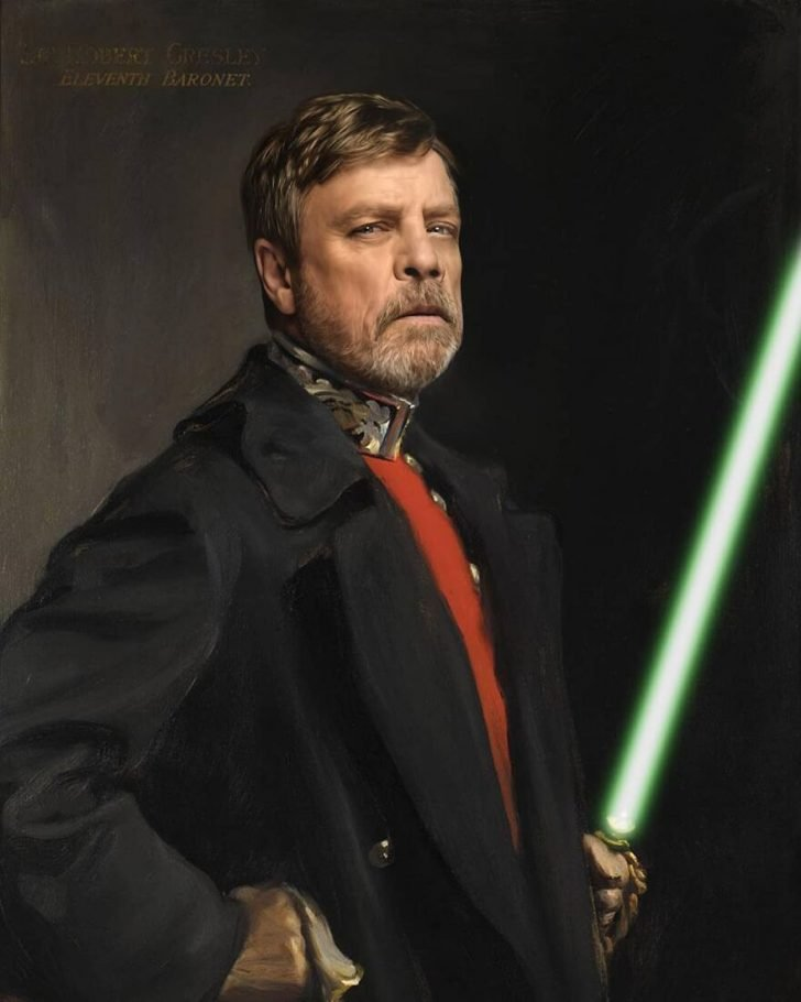 This Is How Famous People Would Look in a Classic Painting