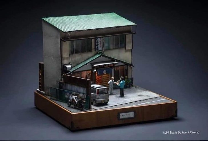 These Amazingly Handcrafted Miniature-Places Should Be Seen
