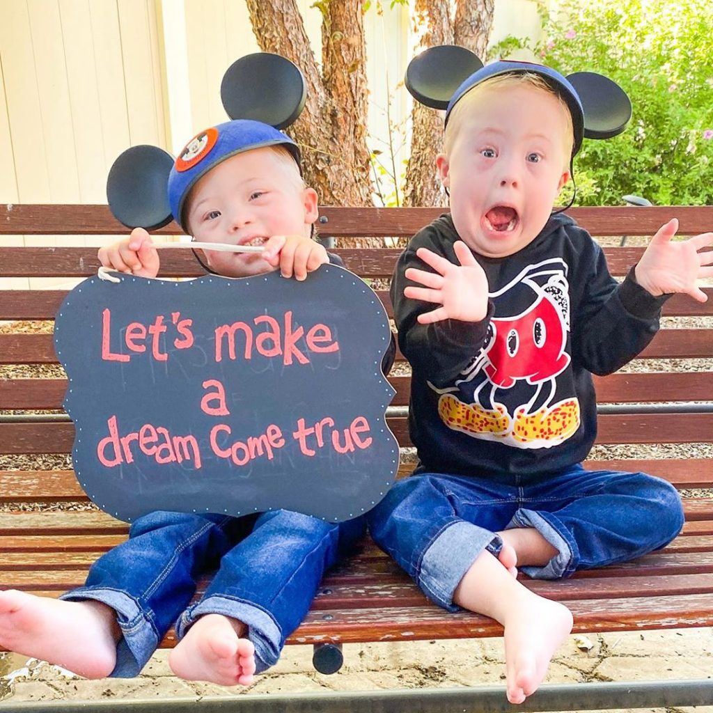 Parents Share Images From Their Twin Boys With Down Syndrome's Day-to-Day Lives